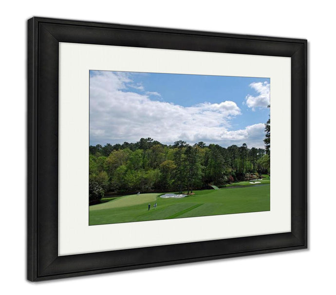 Framed Print, August National