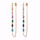 Rainbow Drops Earrings