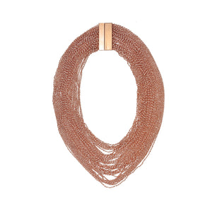 Cascade Multi Layers Necklace