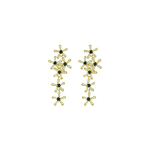 Ingrid Flower Earrings