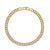 Viktoria Shine Chain Choker Necklace