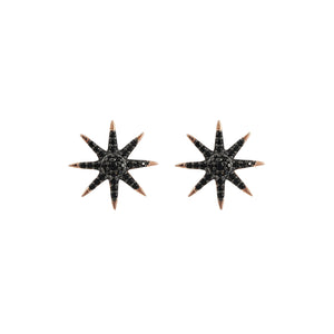 Star Shine Dots Earrings