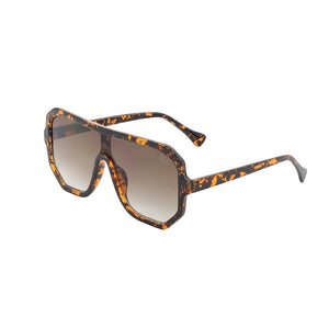 The Stadium Fantasy Tortoise Sunglasses
