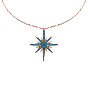 Authentic Northern Star Necklace
