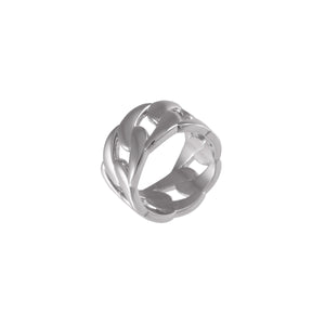 Chain Metals Plain Ring