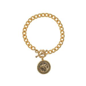 The Revival Coin Precious Bracelet