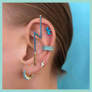 Apocalyptic Charm Mini Stud Single Earring