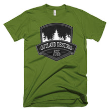 Load image into Gallery viewer, Outland Designs Shield Tee