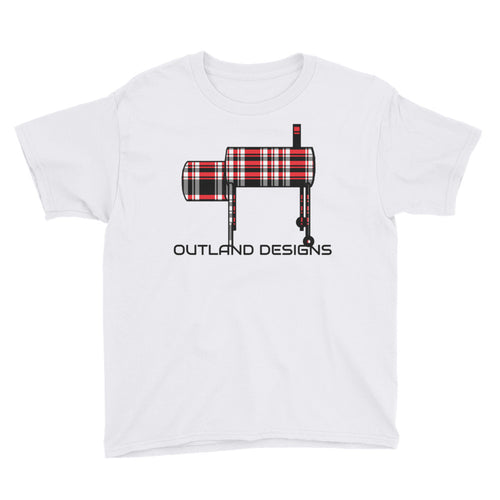 Outland Designs Future Pitmaster Youth Short Sleeve T-Shirt