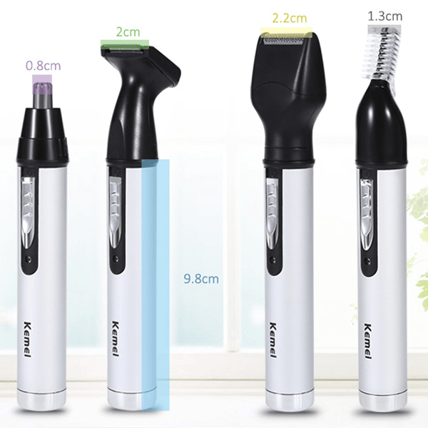 4 In 1 Electric Razor