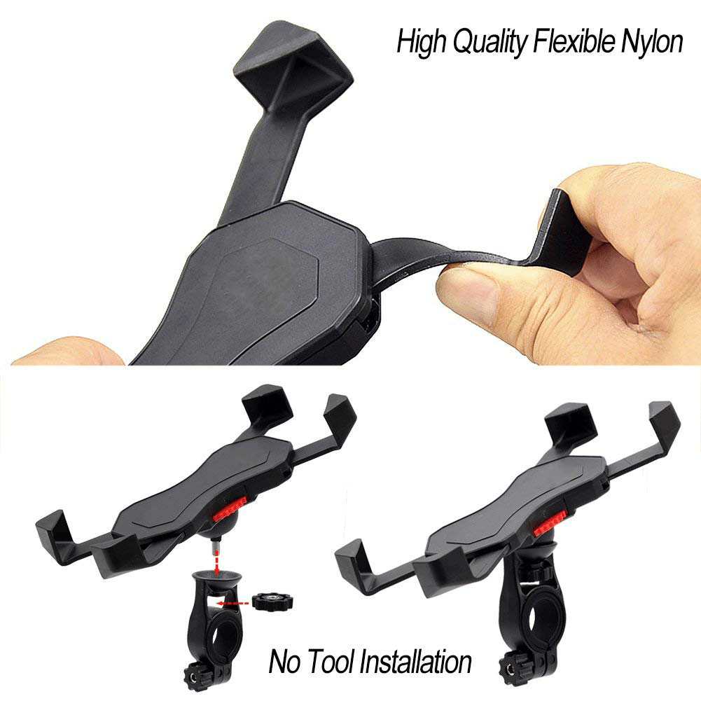 Bike Phone Mount - makegoodies