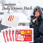 Snowman Body Warmer Patch (5PCS)