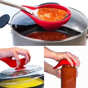 Ultimate Silicone Utensil Rest