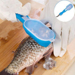 Durable Fish Scale Shaver - makegoodies