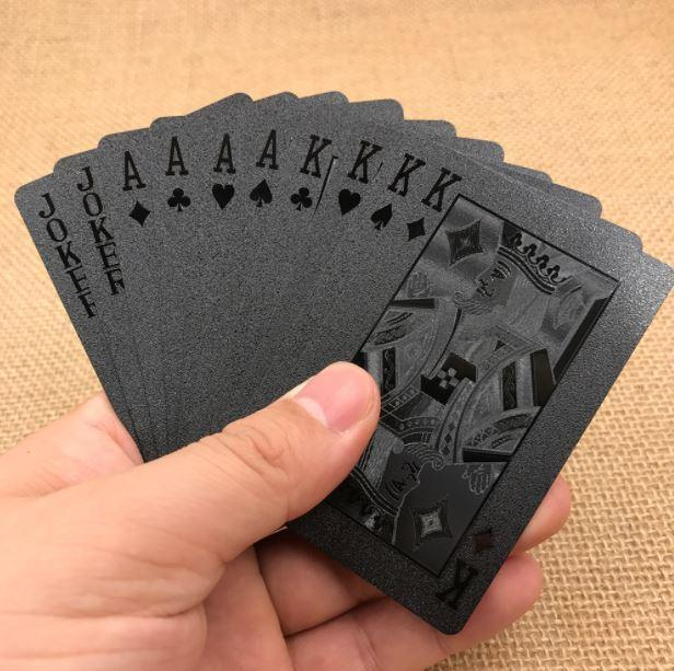 Black Diamond Playing card - makegoodies