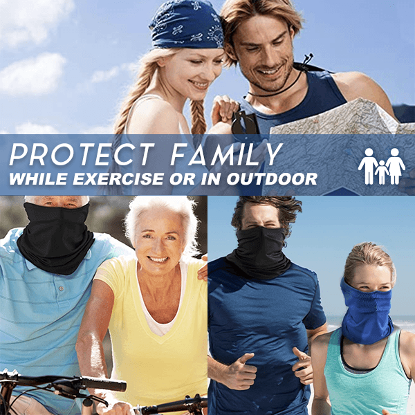 Multi-Purpose Protective Neck Gaiter