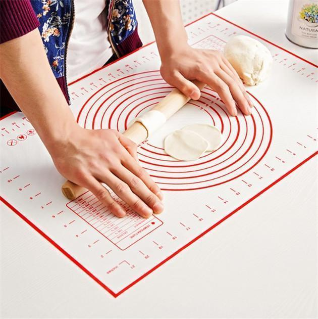 Non-stick Pastry Rolling Pad - makegoodies