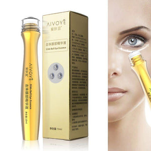 Luxury 24K Gold Under-Eye Roller - makegoodies