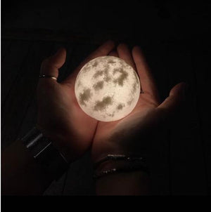 MOON LIGHT LAMP - makegoodies