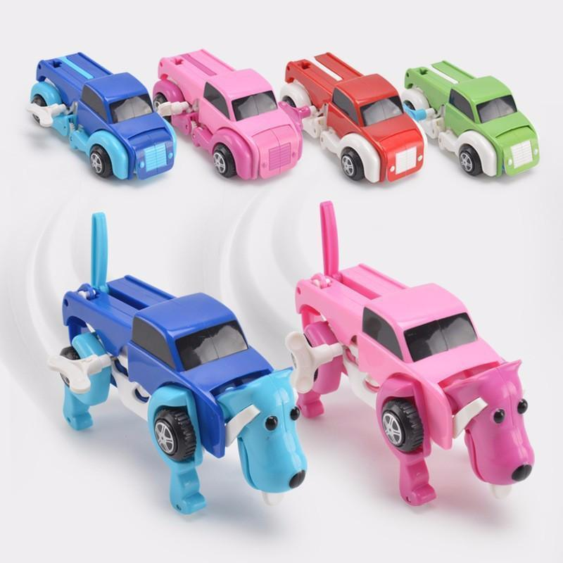 Dog Car Transformer - makegoodies