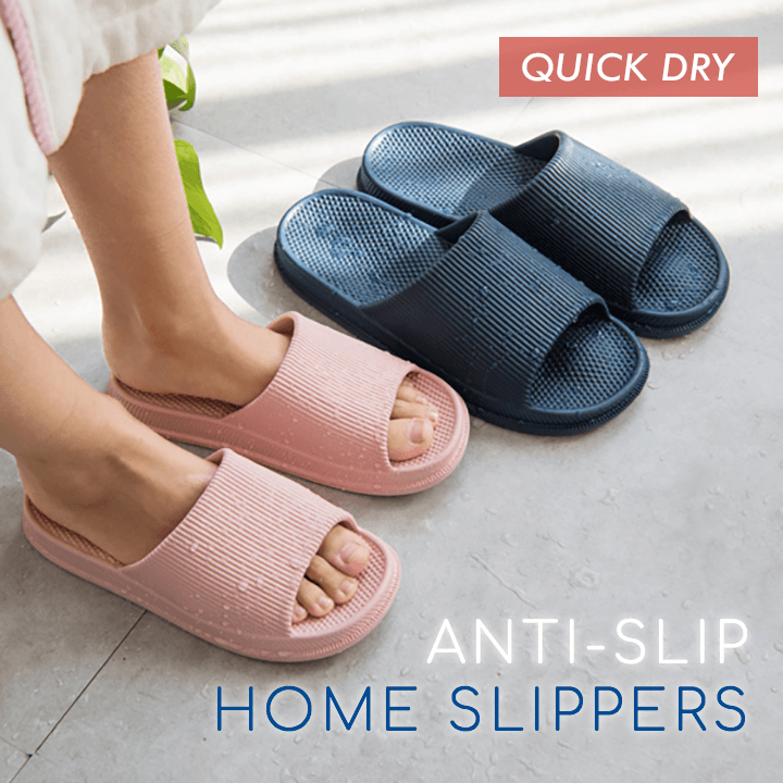 1b0a71207df8 Anti-Slip Home Slippers – makegoodies