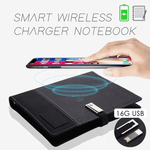 Smart Wireless Charger Notebook