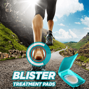 Blister Treatment Pads (4 PCS)