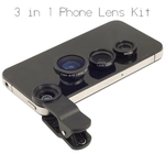 3 in 1 Phone Lens Kit - makegoodies