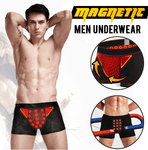 Magnetic Therapy Energy Men Underwear