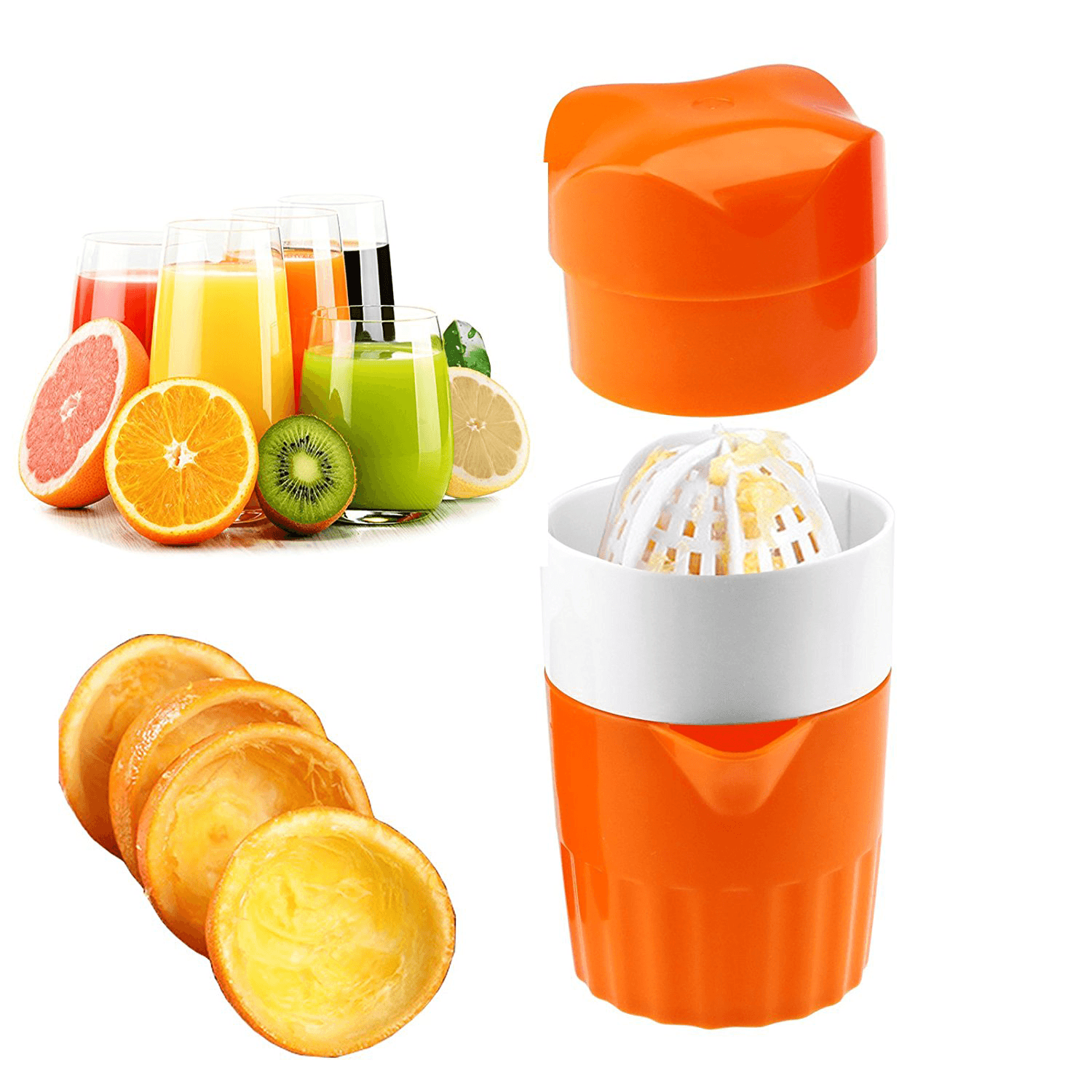 Mini Fruit Juicer - makegoodies