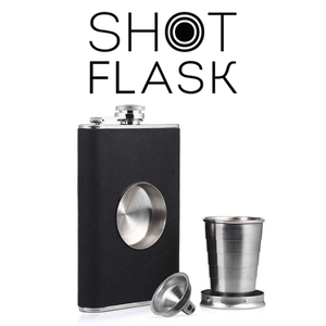 Shot Flask - makegoodies