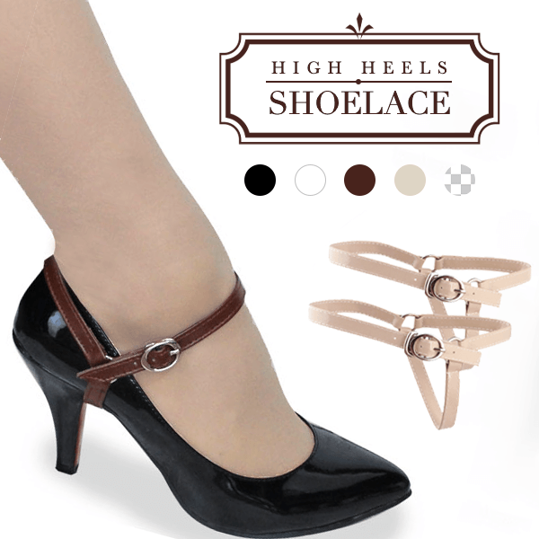 High Heels Shoelace