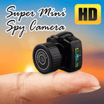 Super Mini Spy Camera