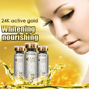 24K Gold Anti-Wrinkle Neck Essence