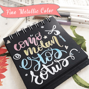 Shinie™ Metallic Marker Set