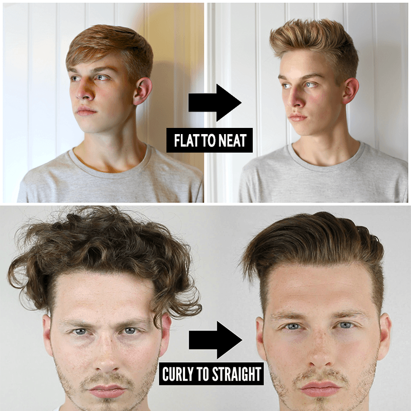 Quick Hair Styler for Men