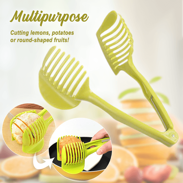 Kitchen Slicer-Cutting Clip