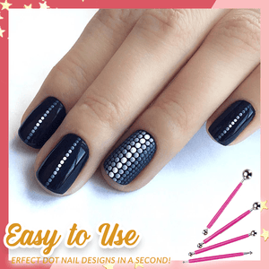 2-way Dotting Tool Set (4 Pcs / 1 Set)