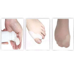 Silicone Gel Bunion Relief Pack ( 1 Pair ) - makegoodies