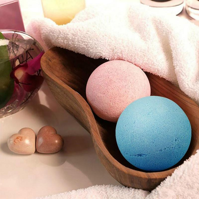 All Natural Bath Bombs (Set of 6) - makegoodies