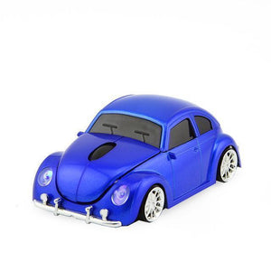 Wireless Beetle Car Mouse - makegoodies