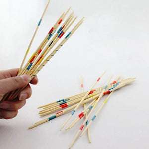 Mikado - Pick Up Sticks Game - makegoodies