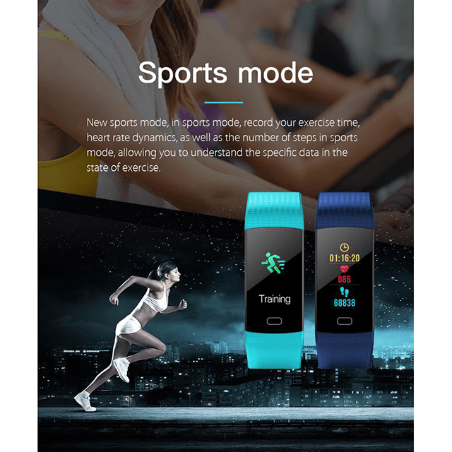 Smart Fitness Watch - makegoodies