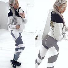 Maryigean Mesh Pattern Print Leggings Fitness Leggings for Women Sporting Workout Leggins Elastic Slim Black White Yoga Pants