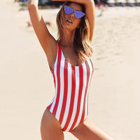 One Piece Swimsuit Monokini