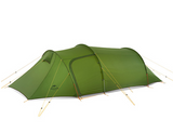 Naturehike 3 Persons Tent 20D/210T Fabric Ultralight Opalus Tunnel Camping Tent