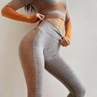 Womens Energy Vital Seamless Leggings High Waisted Plus Size Yoga Pants Gym Training Tights Fitness Workout Pants