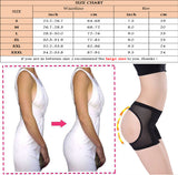 NINGMI Seamless Waist Trainer Hot Pants Control Panties Sexy Butt Lifter Brief for Women Wedding Girdle Pant Body Shapers Short