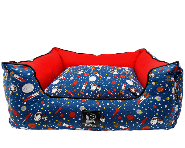 BED SNOOPY ASTRONAUT - Zooz Pets