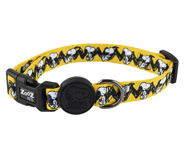 COLLAR SNOOPY CHARLIE BROWN - Zooz Pets